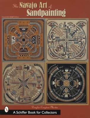 Navajo Sand Painting Collector Reference Native Indian Art w Artist Examples
