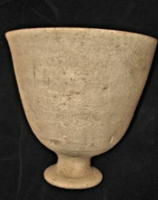 EBAY BEST!  LARGE ANCIENT CHALICE/JUG!    3000BC~~~no reserve