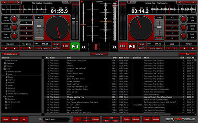 Red Mobile 2 (Mobile Dj Win Pc Software)