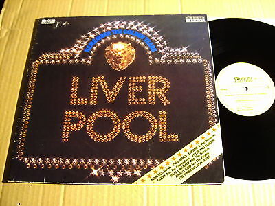 REMEMBER THE GOLDEN YEARS OF LIVERPOOL - 2 LPs