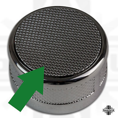 Pop up gear change selector knob topper knurled upgrade for Discovery 4 interior