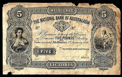5 Pounds From Australia 1876