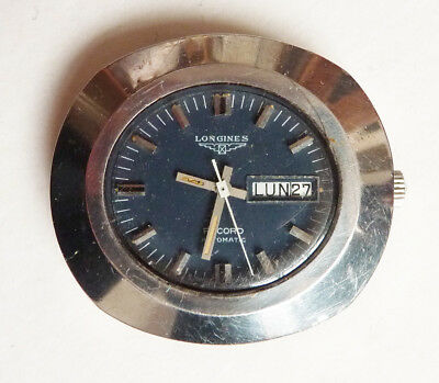 Gross watch LONGINES RECORD Automatic Automatic steel watch 00