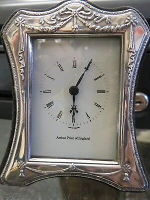 Solid Silver Photo Frame. Picture Frame.Arthur Price, England.