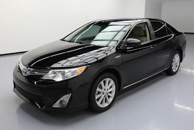 2014 Toyota Camry Hybrid SE Sedan 4-Door 2014 TOYOTA CAMRY XLE HYBRID REAR CAM BLUETOOTH 47K MI #098413 Texas Direct Auto