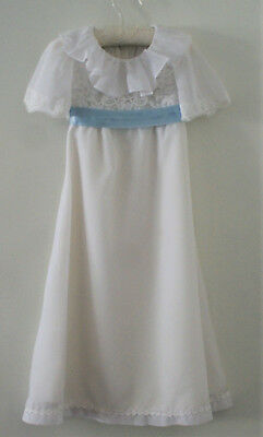Vintage Little Girls' 1960's Bridesmaid, Flower Girl Dress ~ Collectors, Costume