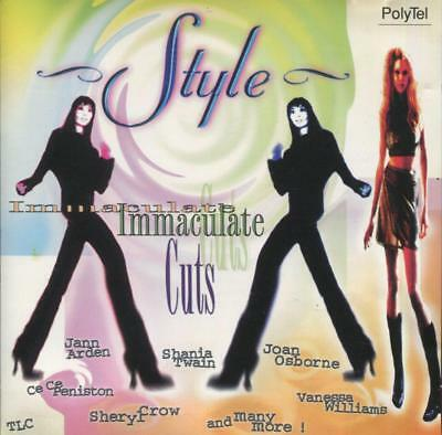 Style - Immaculate Cuts Various CD