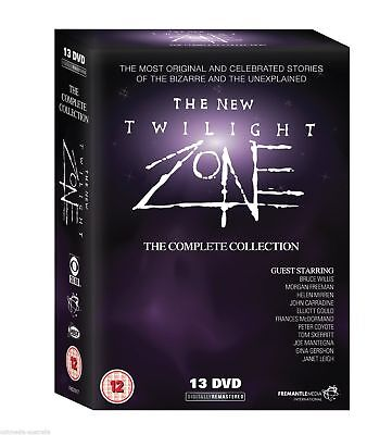 The New Twilight Zone Complete Collection Series 1+2+3 Season New DVD Region All