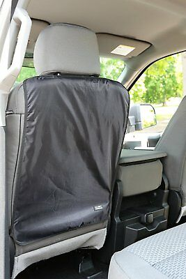 Clean Ridez Back of Seat Protectors - Kick Mat Covers Driver and Passenger and &