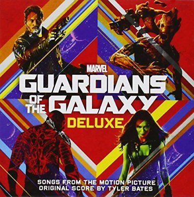 Guardians of The Galaxy ~ Movie / Film Soundtrack - Deluxe  NEW 2 x CD Album Set