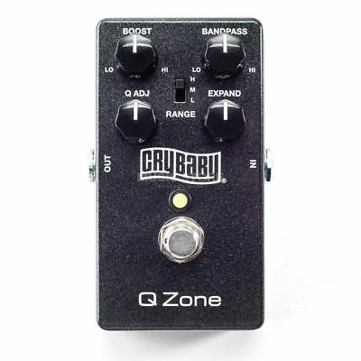 Dunlop Dunlop - CSP030 CryBaby Q Zone Fixed Wah