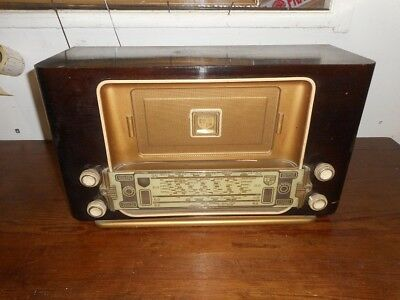 Radio Ancienne  Claronde Type 202 Luxe N° 4