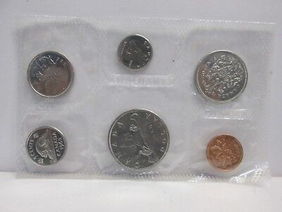 1968 Canadian Uncirculated Coin Set