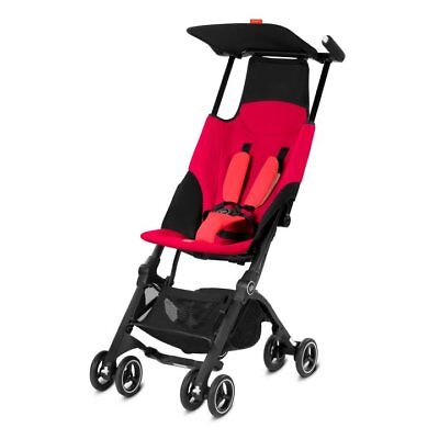 Silla de paseo Goodbaby Pockit Cherry Red Red