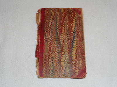 Antique Handwritten Drug Formulary Recipe Book Pharmacy Cough Mixture Root Beer