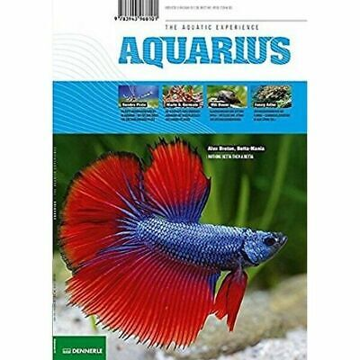 Dennerle Aquarius Magazine The Aquatic Experience Nr 4931 Betta Fish Fishkeeping