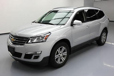 2015 Chevrolet Traverse LT Sport Utility 4-Door 2015 CHEVY TRAVERSE 2LT 7-PASS REARCAM PWR LIFTGATE 49K #141794 Texas Direct