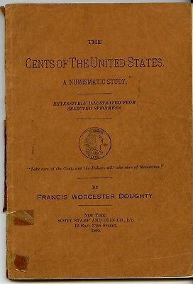 Doughty. The Cents of the United States, 1934