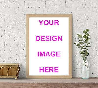 CUSTOM POSTERS PRINT, PRINT YOUR OWN PHOTO AND CHOOSE SIZE OF ROLLED art poster
