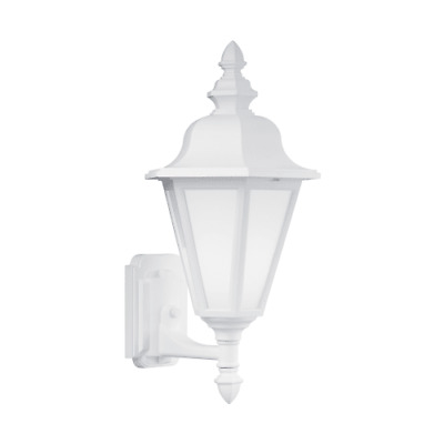"Sea Gull Lighting 89824-15 Brentwood 1 Light 10-1/4"" Wide Outdoor Wall Sconce"