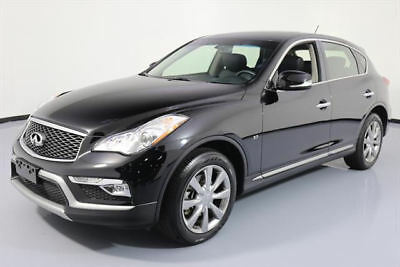 2017 Infiniti QX50 Base Sport Utility 4-Door 2017 INFINITI QX50 AWD SUNROOF HTD SEATS REAR CAM 20K #408376 Texas Direct Auto