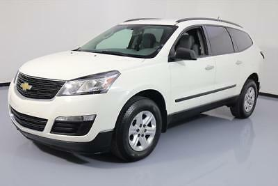 2015 Chevrolet Traverse LS Sport Utility 4-Door 2015 CHEVY TRAVERSE LS 8-PASS BLUETOOTH REAR CAM 27K MI #194014 Texas Direct