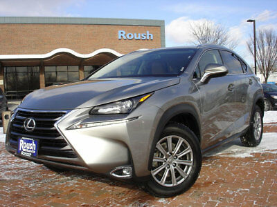 2017 Lexus NX NX Turbo FWD UBSCRIPTION-FREE TRAFFIC AND WEATHER UPDATES