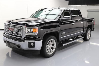 2015 GMC Sierra 1500 SLT Crew Cab Pickup 4-Door 2015 GMC SIERRA SLT CREW TEXAS LEATHER NAV REAR CAM 28K #389061 Texas Direct