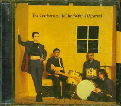 """THE CRANBERRIES """"To The Faithful Departed"""" CD-Album"""