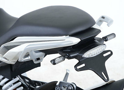 BMW G310R  2017 2018 R&G Tail Tidy Licence Number Plate Holder G310 R (LP0226BK)