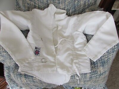 Leon Paul 350NW jacket for fencing Level 1 Size L