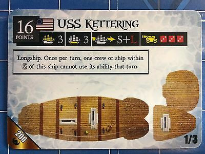 Pirates of the Frozen North - USS Kettering LE 200