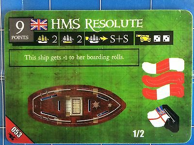 Pirates of the South China Seas - HMS Resolute 053