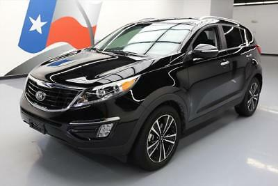 2015 Kia Sportage SX Sport Utility 4-Door 2015 KIA SPORTAGE SX HTD SEATS NAV REAR CAM ALLOYS 15K #791006 Texas Direct Auto