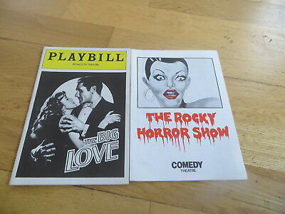 Tracey Ullman On Stage x 2 (Rocky Horror)