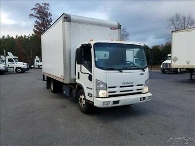 Penske Used Trucks - 2015 Isuzu NPR - 16ft Box Trucks