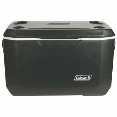 Coleman 3000001994 70-Quart Comfort-Grip Xtreme 5 Cooler - Black