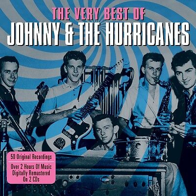 Johnny & The Hurricanes - The Very Best Of - Greatest Hits 2CD NEW/SEALED