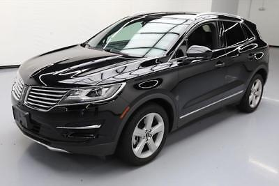 2017 Lincoln MKC Premiere Sport Utility 4-Door 2017 LINCOLN MKC PREMIERE HTD SEATS REAR CAM 37K MILES #L19723 Texas Direct Auto