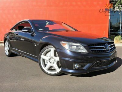 2008 Mercedes-Benz CL-Class 2dr Cpe 6.0L V12 AMG 2008 Mercedes Benz CL65 AMG Coupe, Twin Turbo V12, Rare Color, $205k MSRP, WOW!