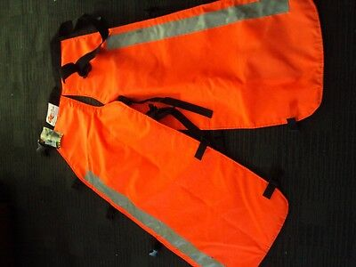 Chainsaw Chaps Elliott Protective Gear L Size