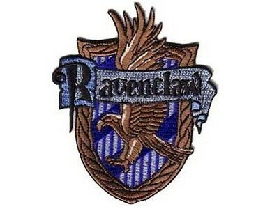 Harry Potter ecusson Serdaigle harry potter ecole Serdaigle Ravenclaw patch