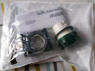 Eaton Cutler-hammer E22H3 Indicating light unit green with mounting
