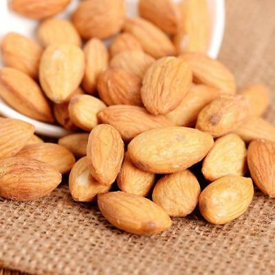 500 g/Bag Delicious Organic Natural Almonds High Protein Low Carb Pro#