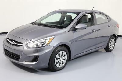 2016 Hyundai Accent  2016 HYUNDAI ACCENT SE AUTOMATIC AIR CONDITIONING 45K #016700 Texas Direct Auto