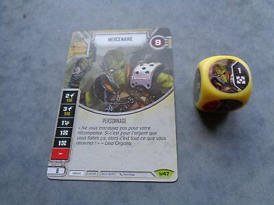 Star Wars Destiny Rare Mercenaire Vf