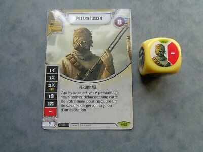 Star Wars Destiny Rare Pillard Tusken Vf