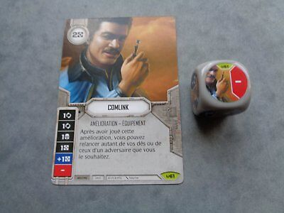 Star Wars Destiny Rare Comlink Vf