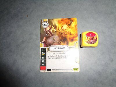 Star Wars Destiny Rare Lance-Flammes Vf