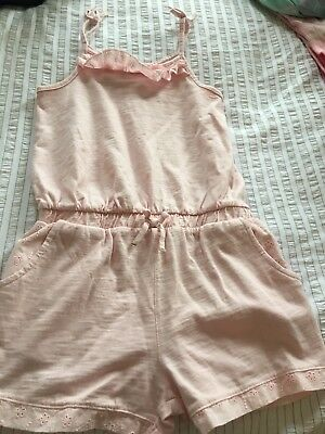Next Girls Short Play suit Age 7